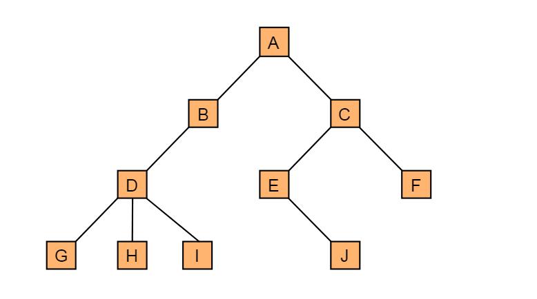 图3.1 一般树