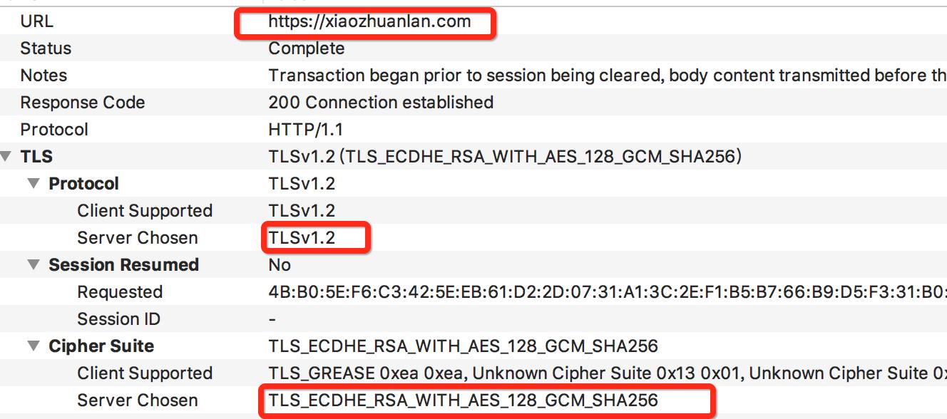 小专栏TLS握手的算法