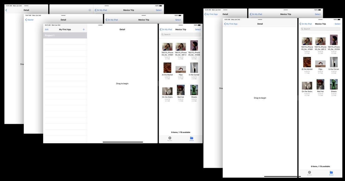 iPad 适配所有尺寸