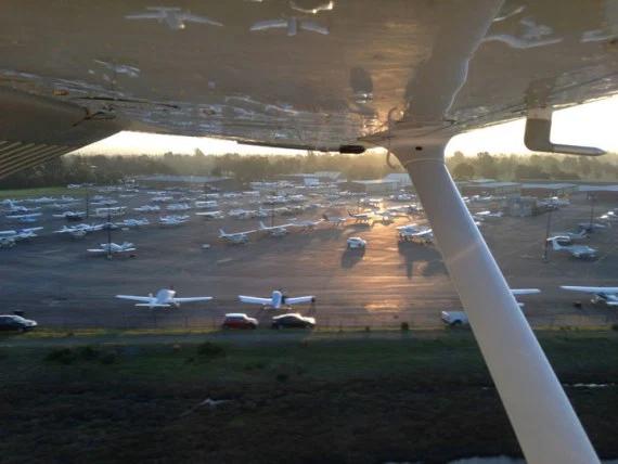私人飞机场