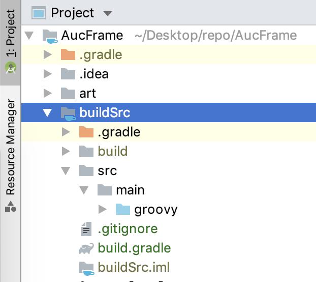 AucFrame 之让你的 Gradle 更智能