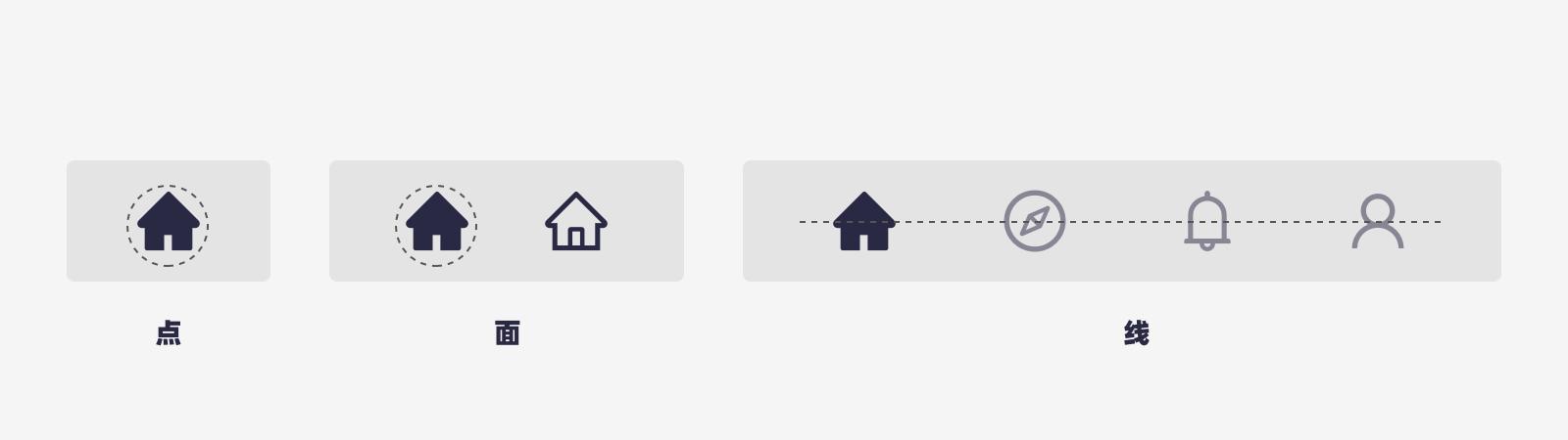 版式一课:以点、线、面为设计寻求规则