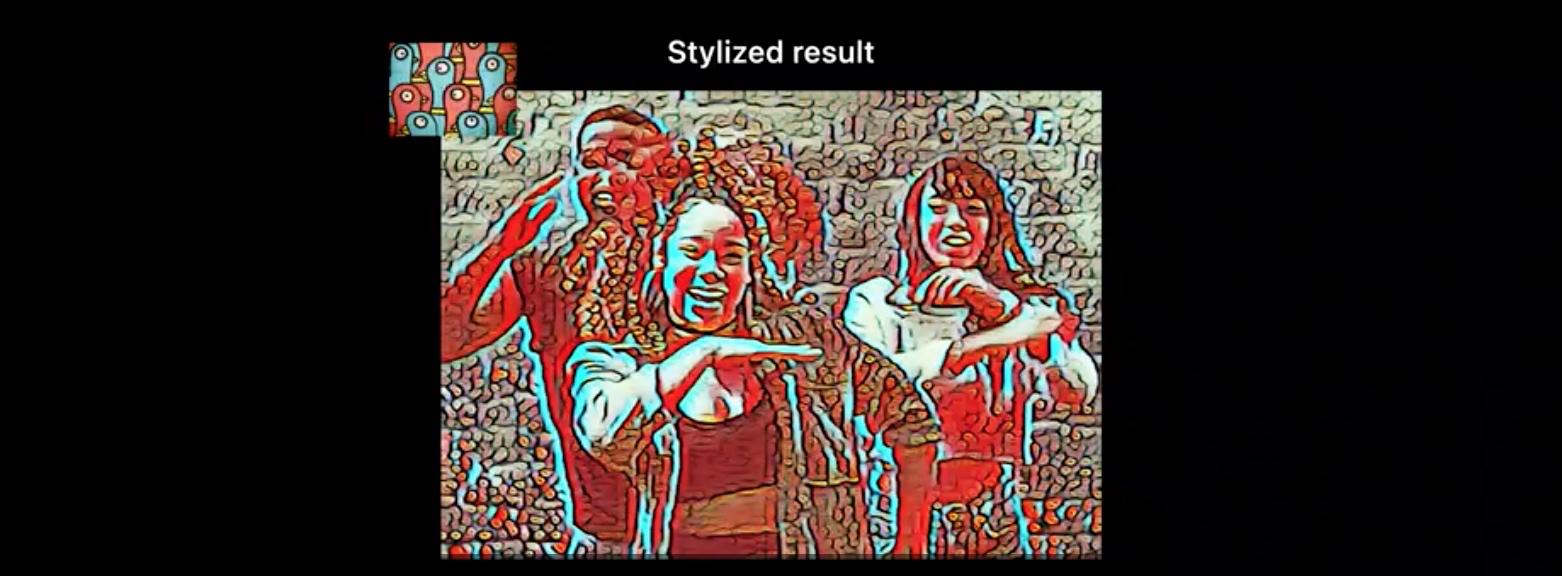 WWDC20 10642 - 使用 Create ML 打造图片和视频的风格转化模型