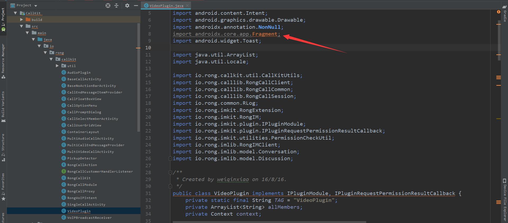 Android - 如何将三方库中support版本的jar包改为适配AndroidX
