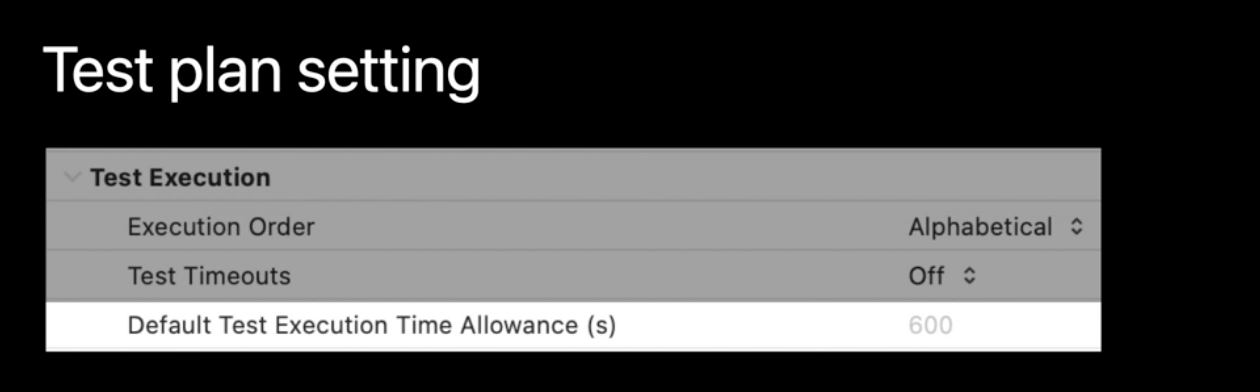 WWDC20 10221 - 更快地获得测试结果