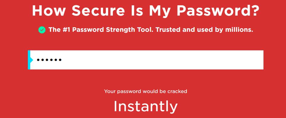 最容易被盗的密码,你中了么?