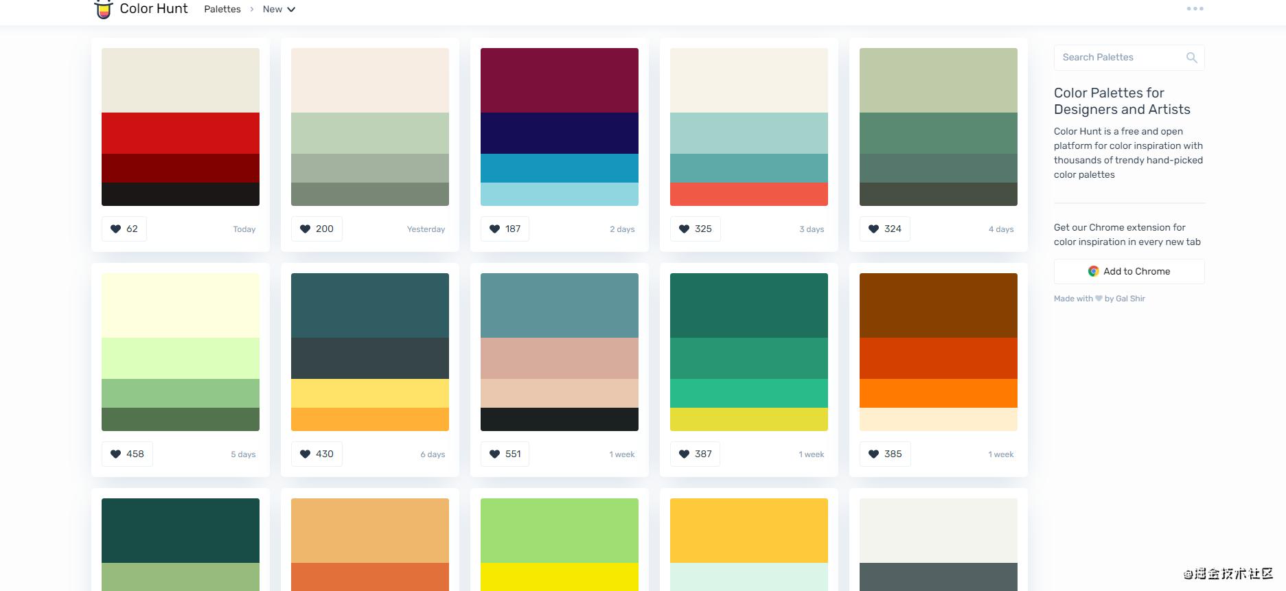 一些设计资源,可能对做设计的你有帮助