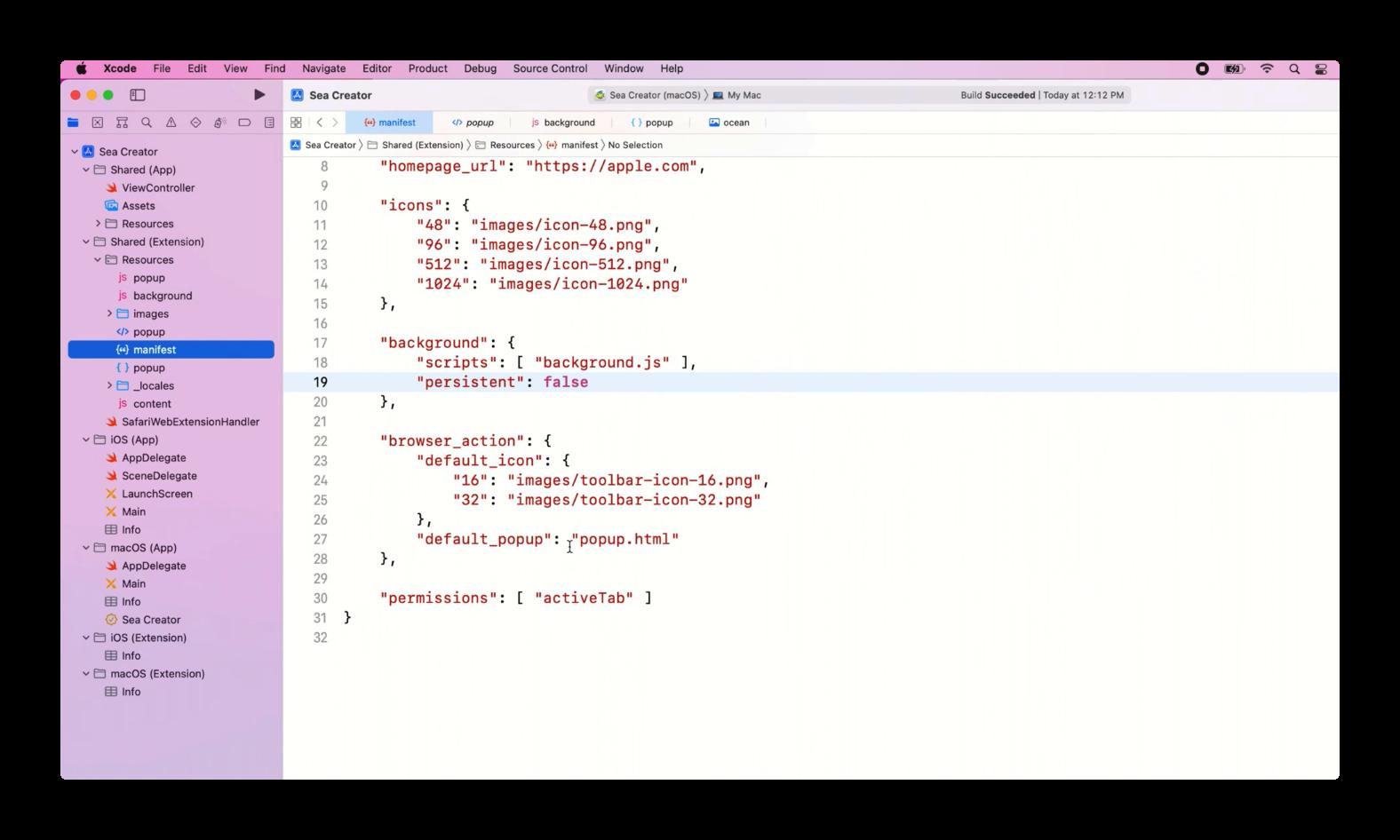 【WWDC21 10027】iOS Safari Web Extensions 实践小记