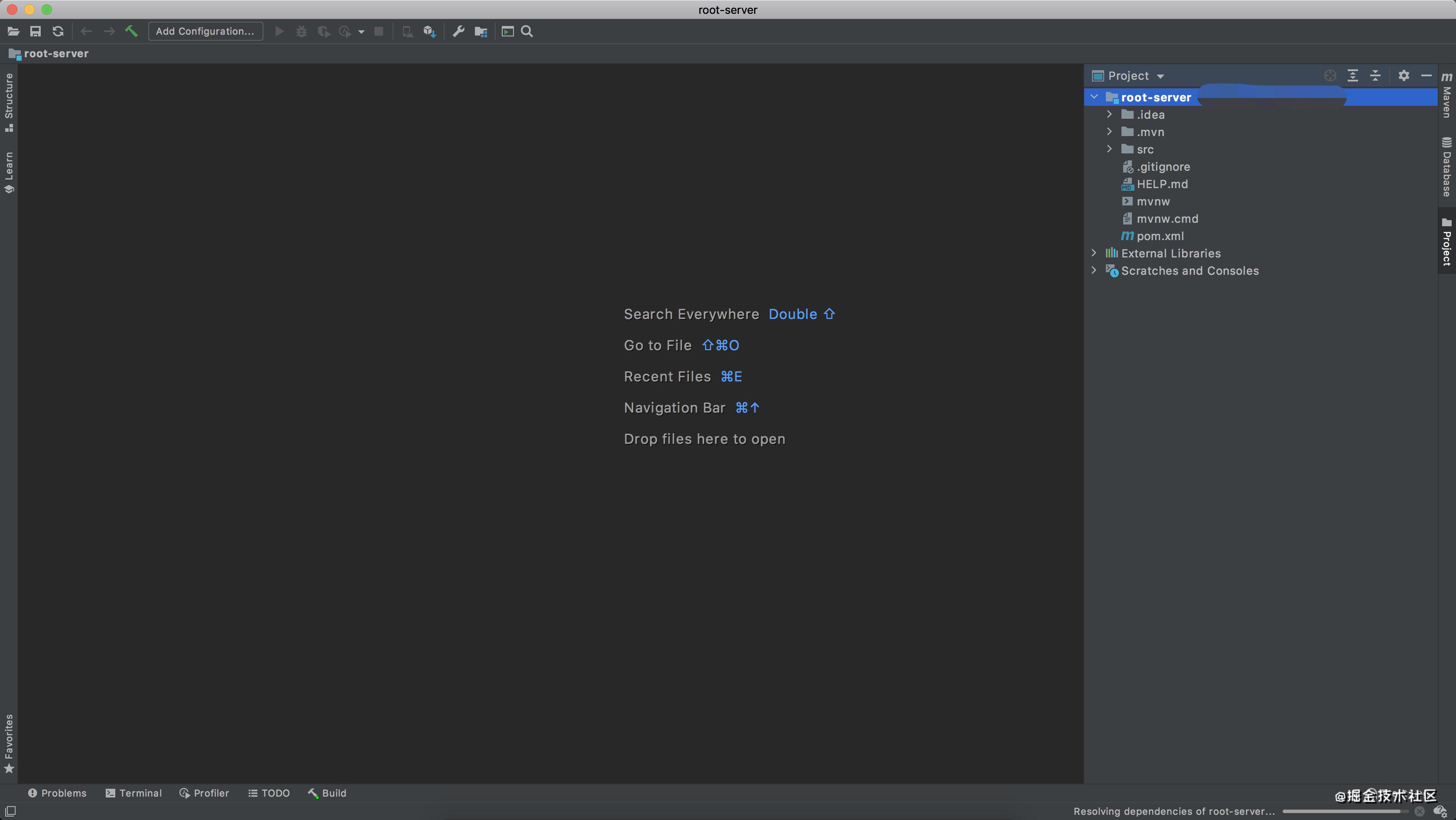 使用Maven构建多模块项目