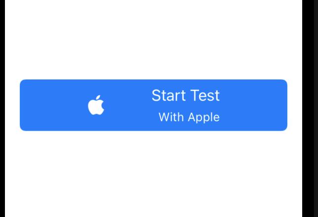 SwiftUI Button 高级之复杂按钮点击后显示等待梅花转动