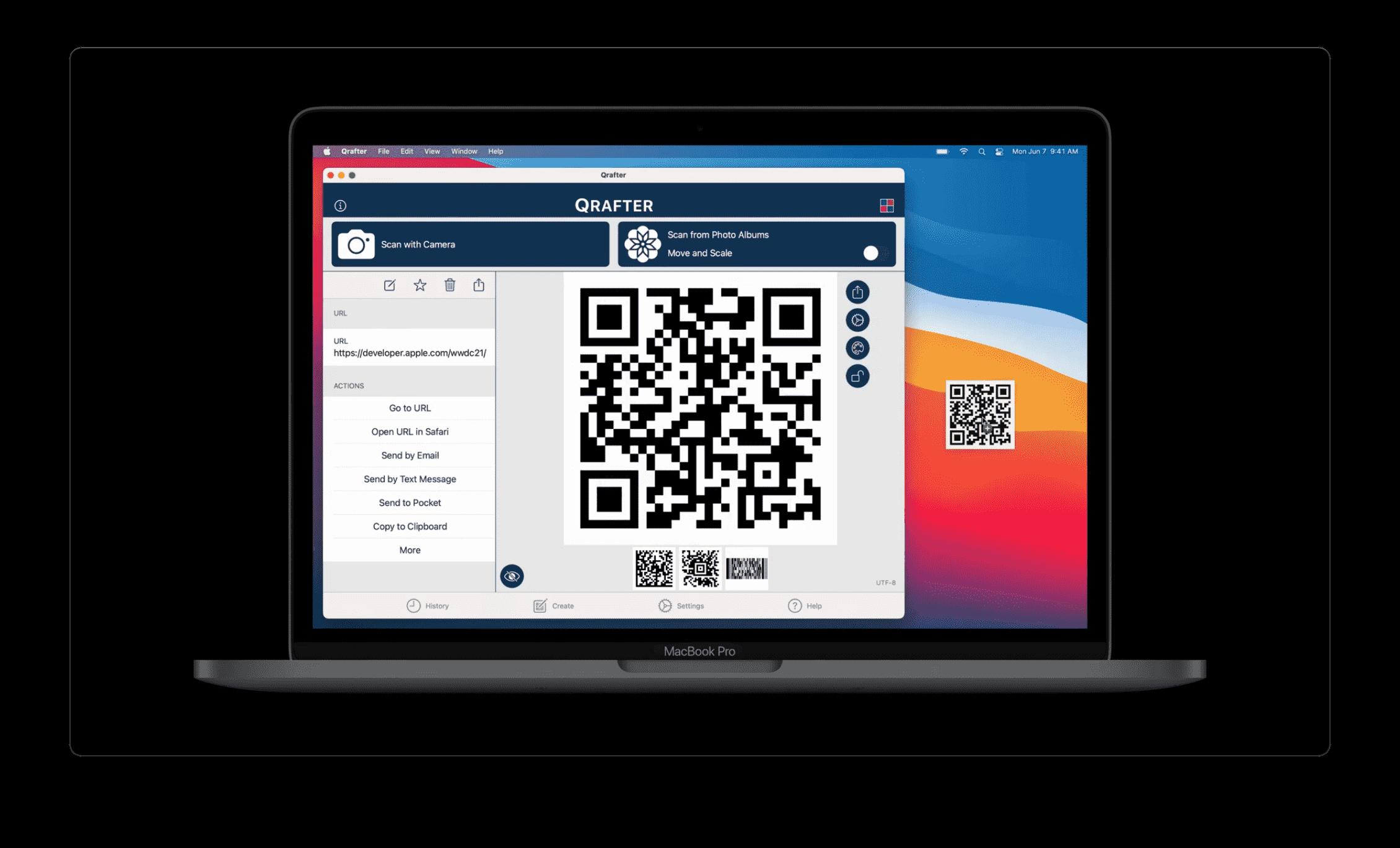 【WWDC21 10056】让您的 iPad 与 iPhone 应用程序在 M1 的 Mac 上大放异彩